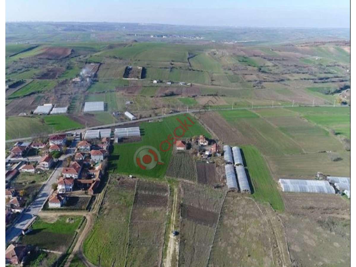 Silivri Değirmenköy'de Satılık 7 Dönüm Sanayi Arsası - Büyük 0