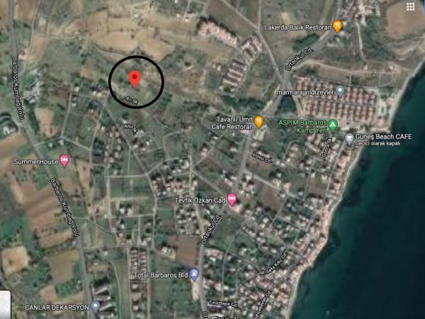 Tekirdağ Süleymanpaşa'da Satılık  2 Adet Arsa