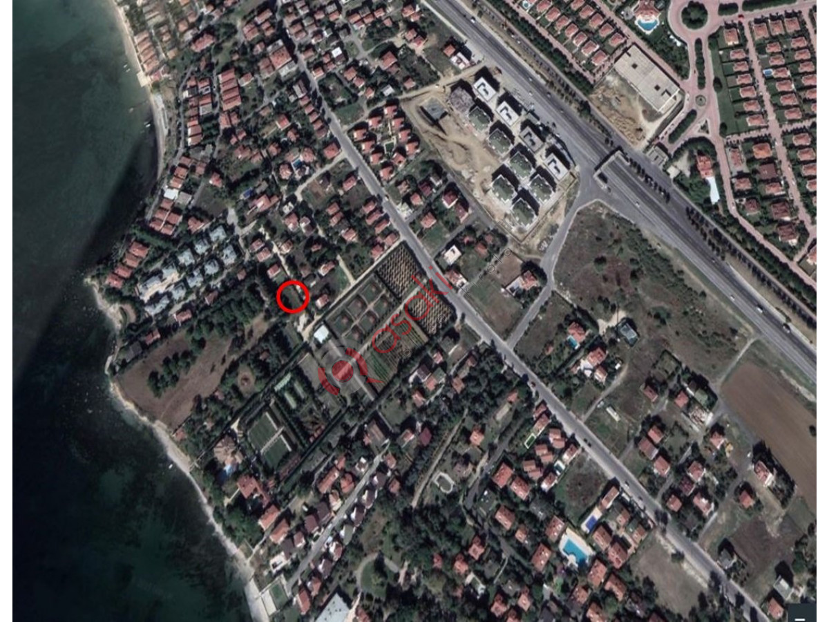 Güzelce'de 2 Parsel Yan Yana Satılık Villa Arsası - Büyük 0