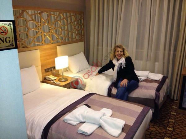 136 Yataklı Satılık Otel