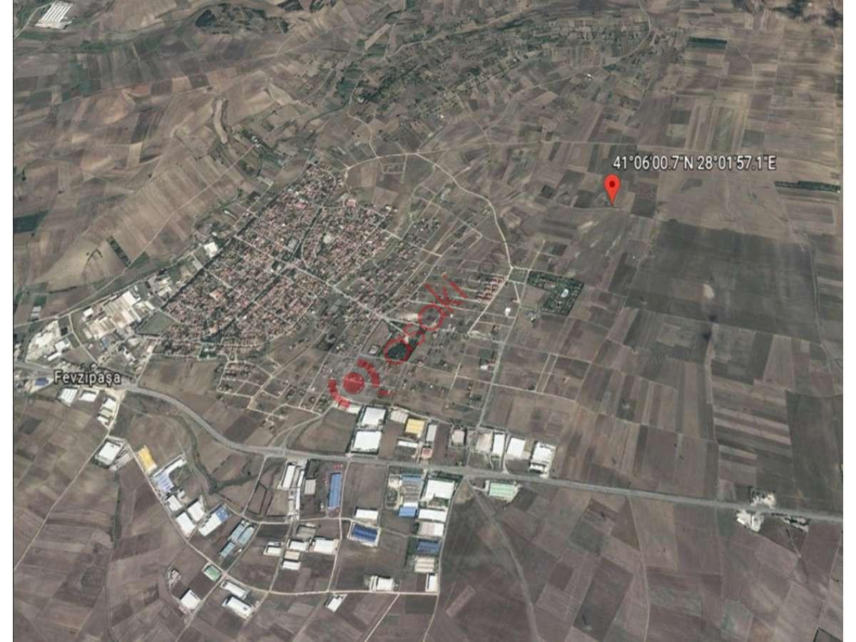 Silivri Değirmenköy'de İmarlı 28 Dönüm Konut Arsası - Büyük 1