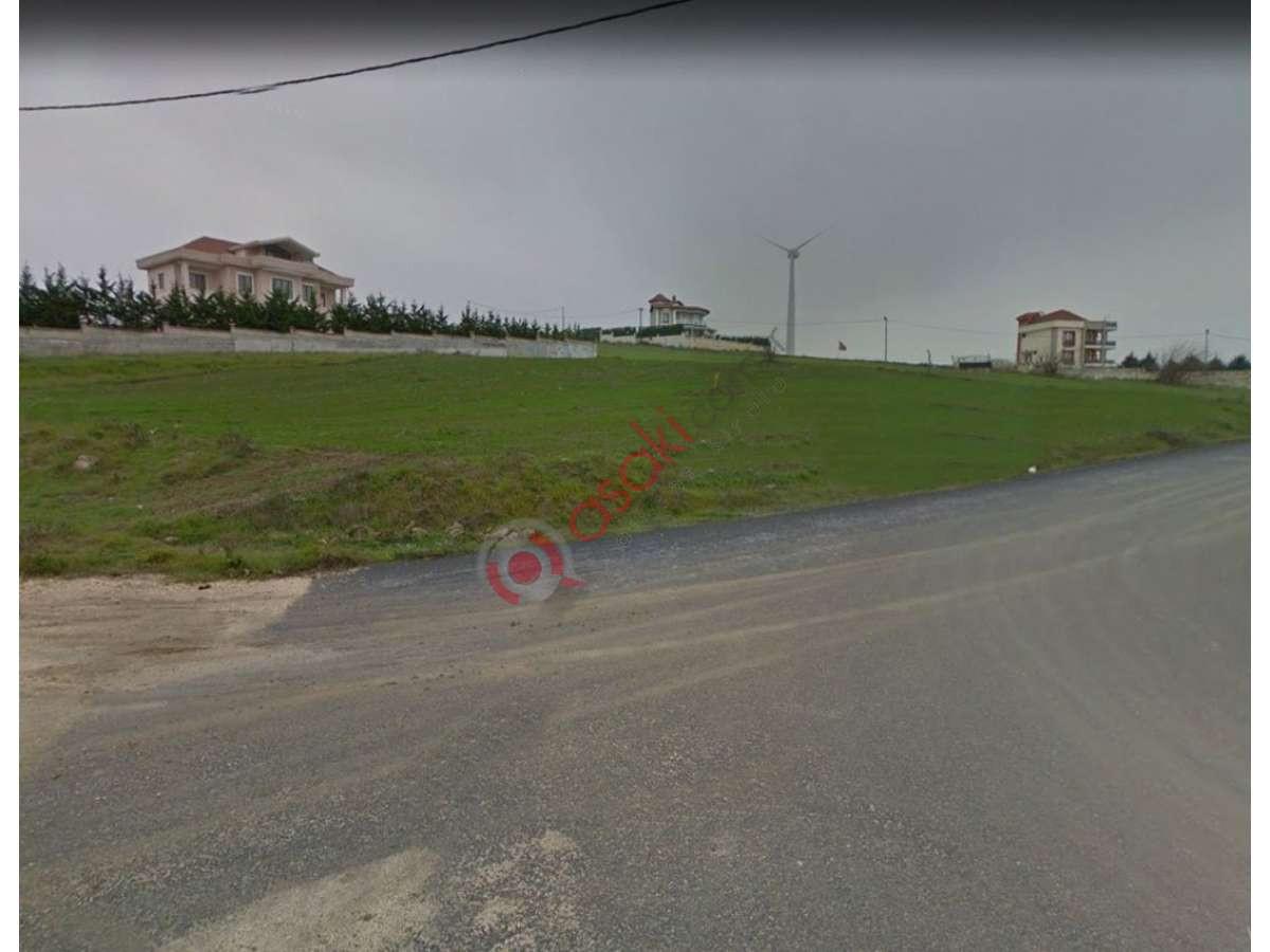 Kamiloba'da Deniz Manzaralı Villa Imarlı Arsa - Büyük 1