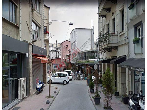 Beyoğlu Galaport'a Yakın Satılık Bina