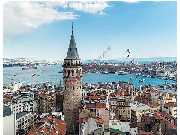 Beyoğlun'da  150.000 Cirolu Satılık Bina