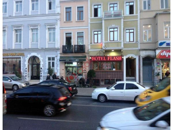 Beyoğlu Tarlabaşın'da Satılık Bina