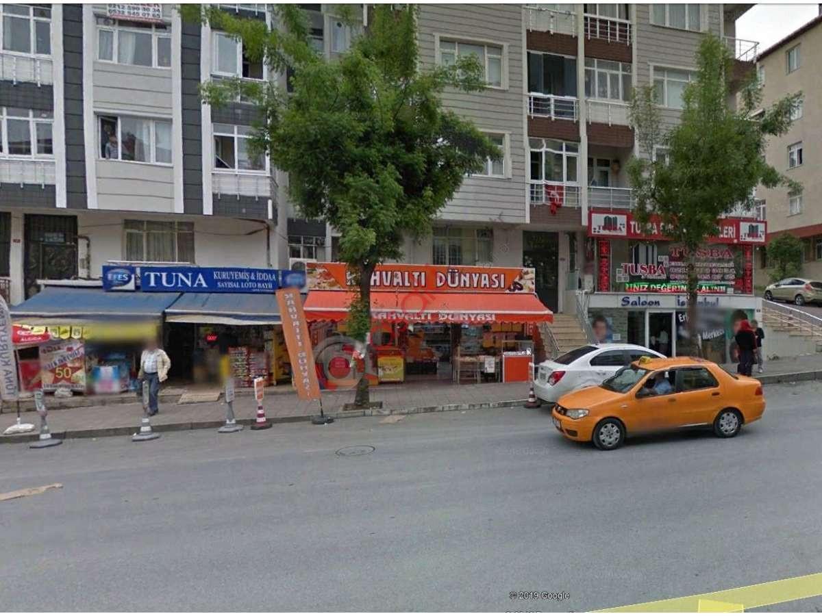 Avcılar'da Satılık Arsa Reşitpaşa Caddesine Cephe Aylık Kira Getirisi 28.000 Tl - Büyük 0
