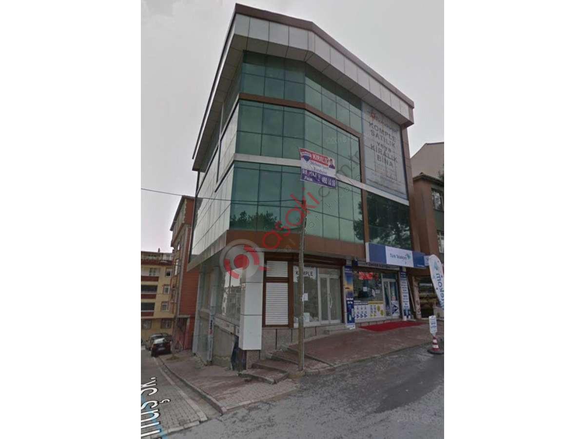Esenyurt Kıraç Merkezde Satılık Bina Iş Merkezi - Büyük 16