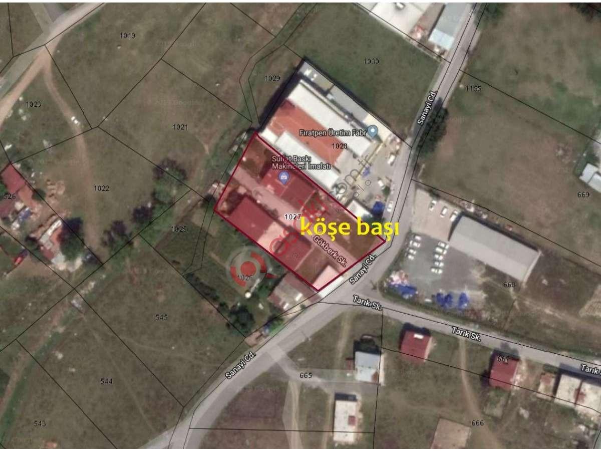 Arnavutköy Imrahor'da Satılık Arsa 575 M2 - Büyük 0