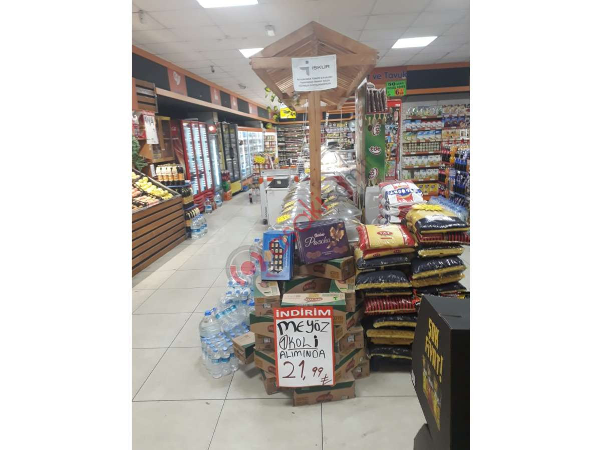 Avcılarda  Anacadde üzeri Satılık Dükkan - Büyük 4