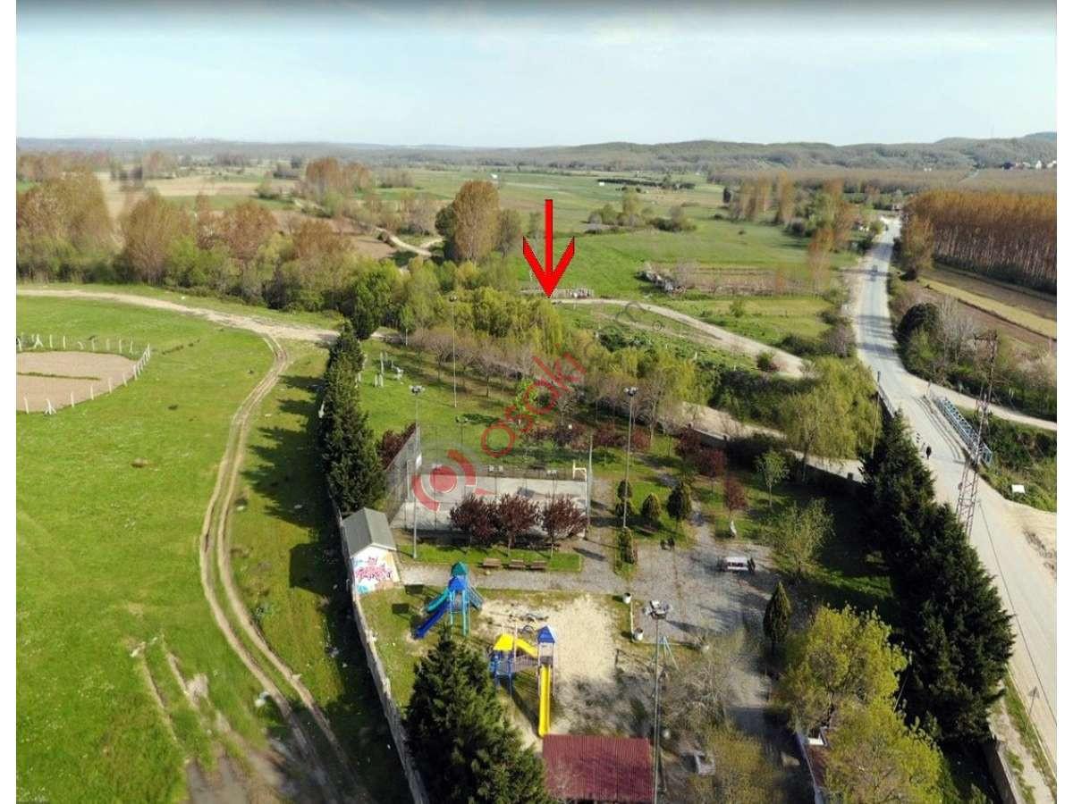 çatalca Karacaköy'de Köy Içinde Arsa - Büyük 0
