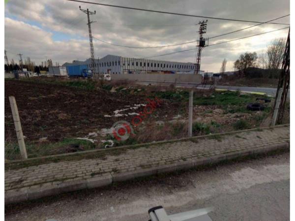 çatalca'da Tuv Istasyonu Yanı Depo & Antrepo Imarlı Arsa