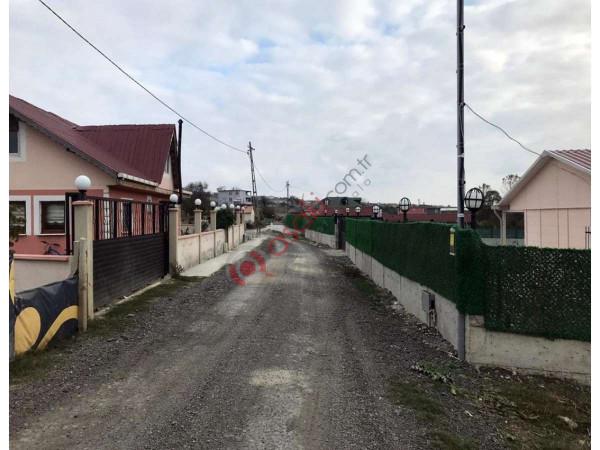 çatalca çanakça'da Alt Yapısı Hazır Satılık Arazi