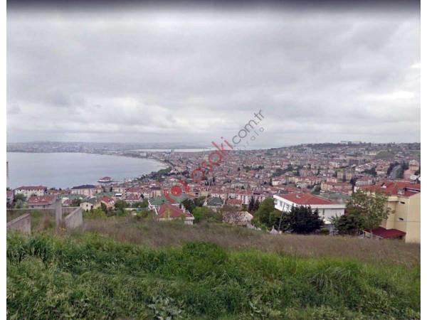 Büyükçekmece Pınartepe'de Deniz Ve Göl Manzaralı  Arsa