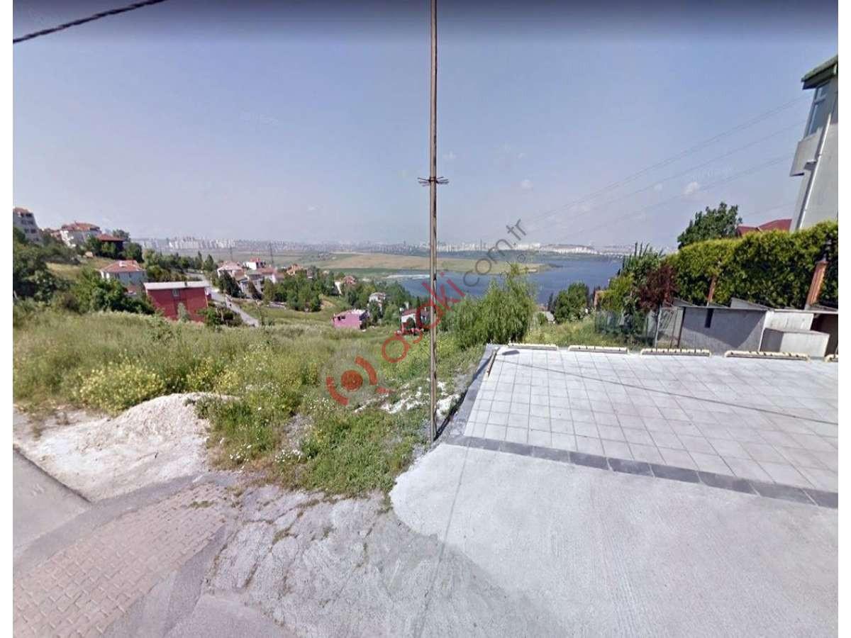 Firüzköy'de Göl Manzaralı Villa Imarlı Satılık Arsa - Büyük 0