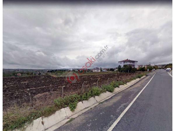 Silivri Ortaköy'de Villa Imarlı Satılık Arsa
