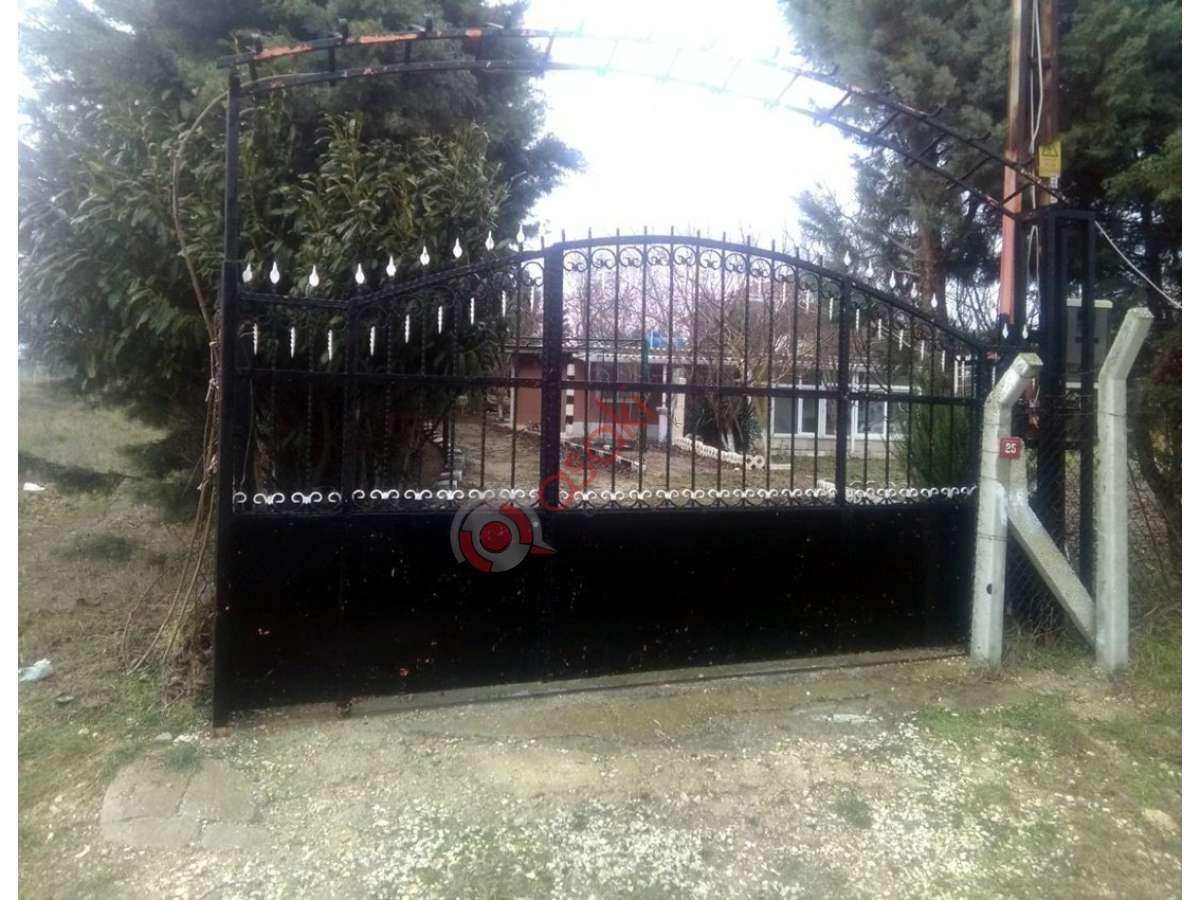 çatalca Elbasan'da Içinde 80 M² Eşyalı  Evi  Olan Arazi - Büyük 0