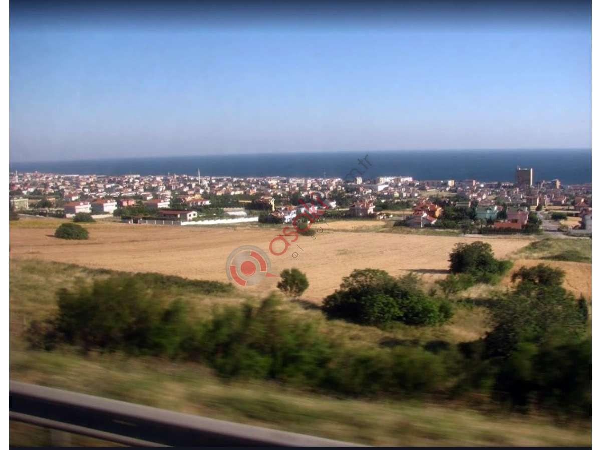 Büyükçekmece Kamiloba'da 797 M² Deniz Manzaralı Arsa - Büyük 0