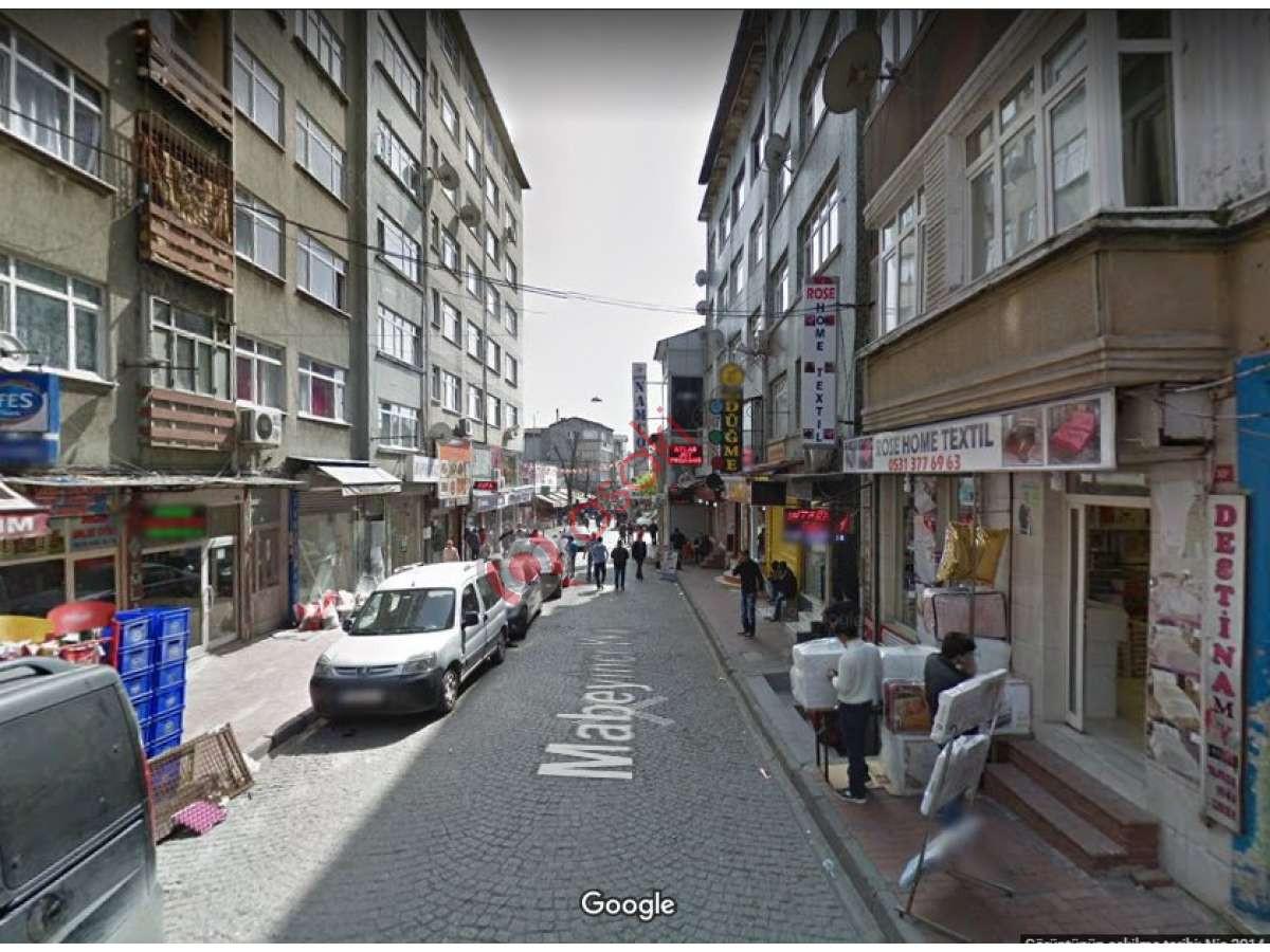 Istanbul Fatih'te Otel Otopark ve Mağaza Projesine uygun Satılık Arsa - Büyük 0