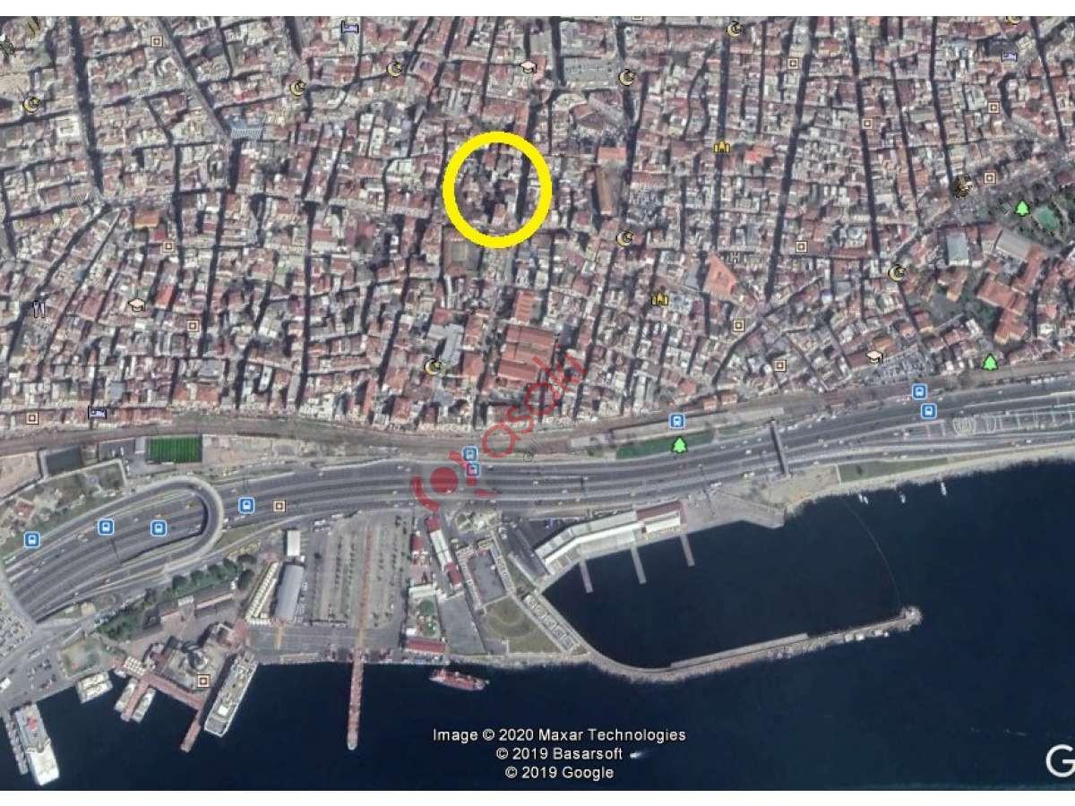Istanbul Fatih'te Otel Otopark ve Mağaza Projesine uygun Satılık Arsa - Büyük 2