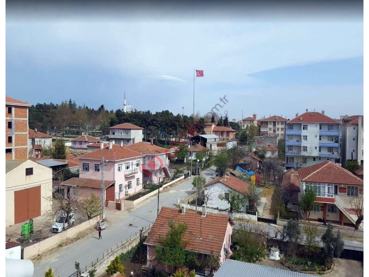 Silivri Değirmenköy'de Tek Tapu 507 M² Satılık Arsa - Büyük 0