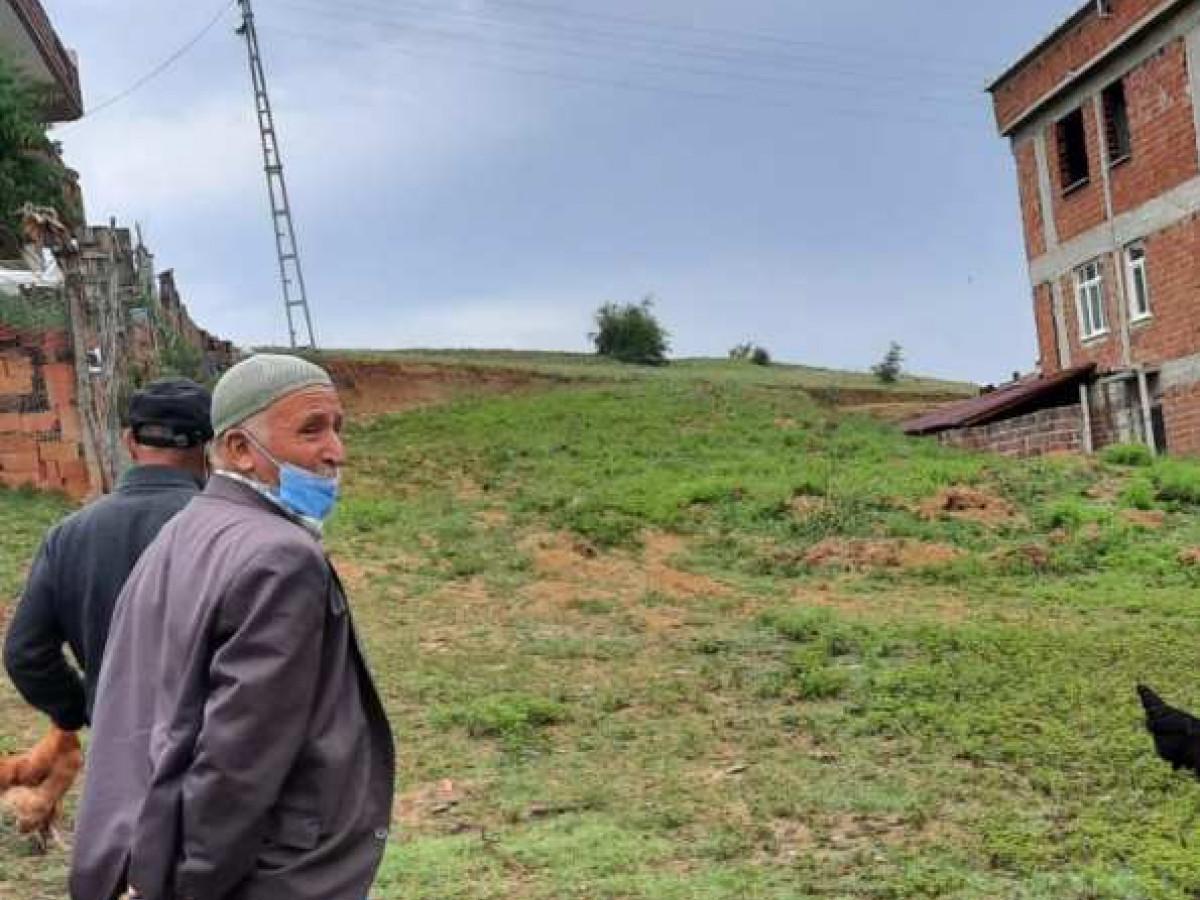 Sinop Boyabat'a Çift Dairelik  416 M2 Satılık Arsa - Büyük 4