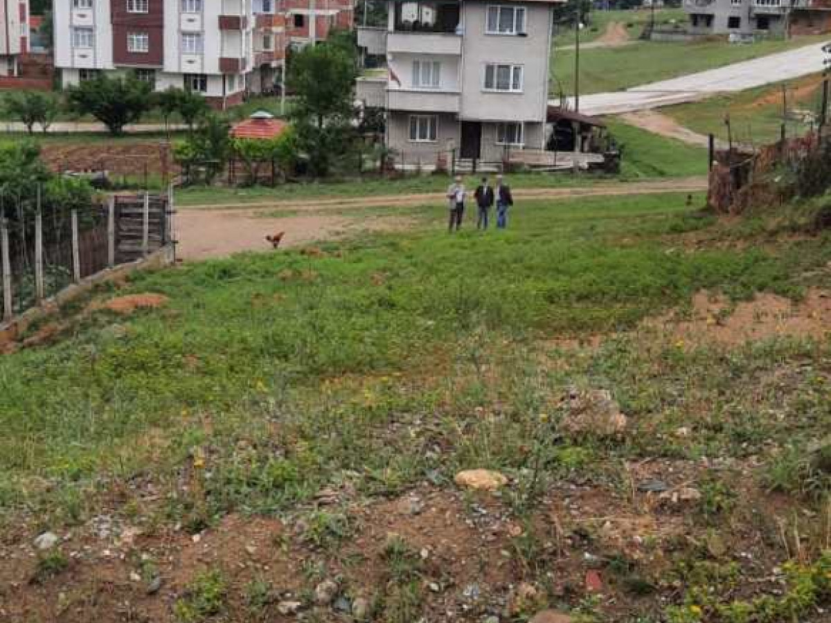 Sinop Boyabat'a Çift Dairelik  416 M2 Satılık Arsa - Büyük 5