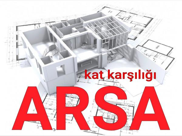 Ankarada  %40  Kat Karşiliği Ve Ya Satilik Arsa.