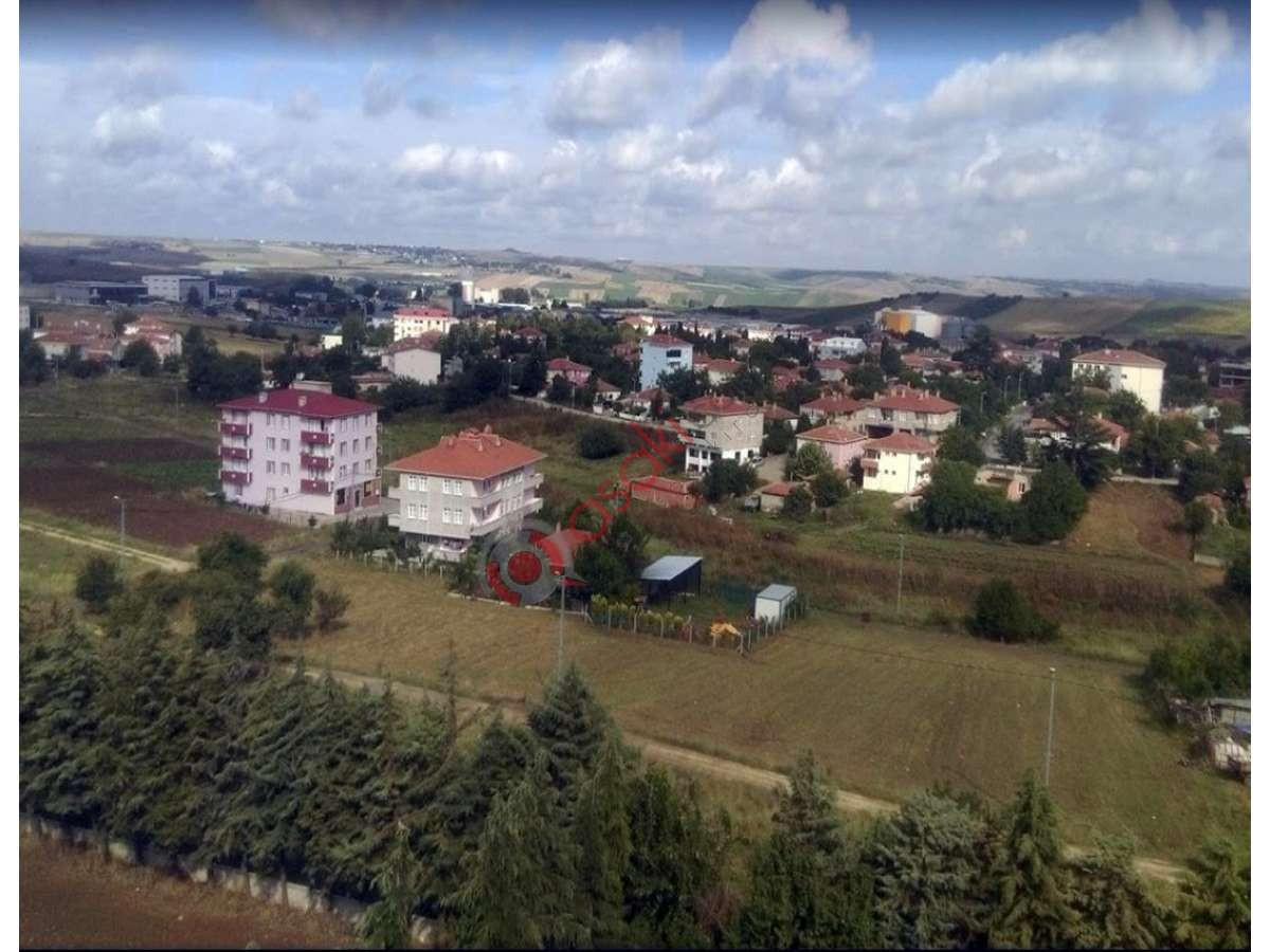 Silivri Değirmenköy'de Imarlı Ifrazlı Satılık Villa Arsası - Büyük 0