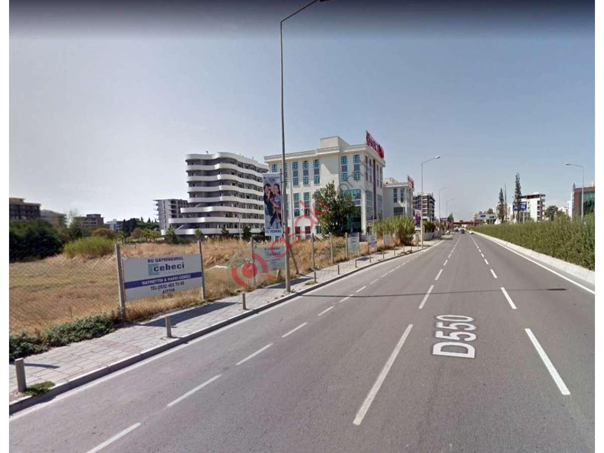 Izmir çiğli'de Ruhsatı Alınmış Ticari +konut Imarlı Arsa - Büyük 0