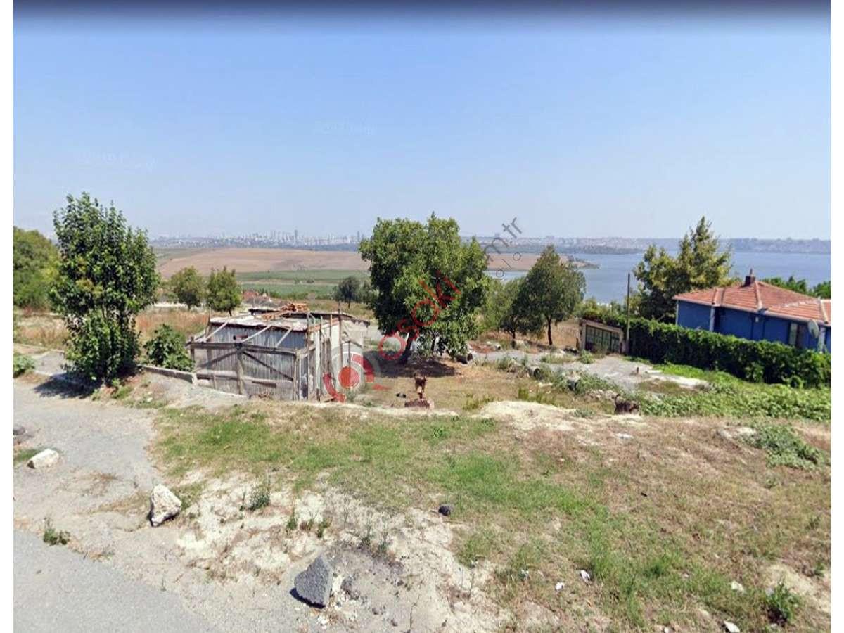 Avcılar Firüzköy'de Göl Manzaralı 1051 M² Satılık Arsa - Büyük 0