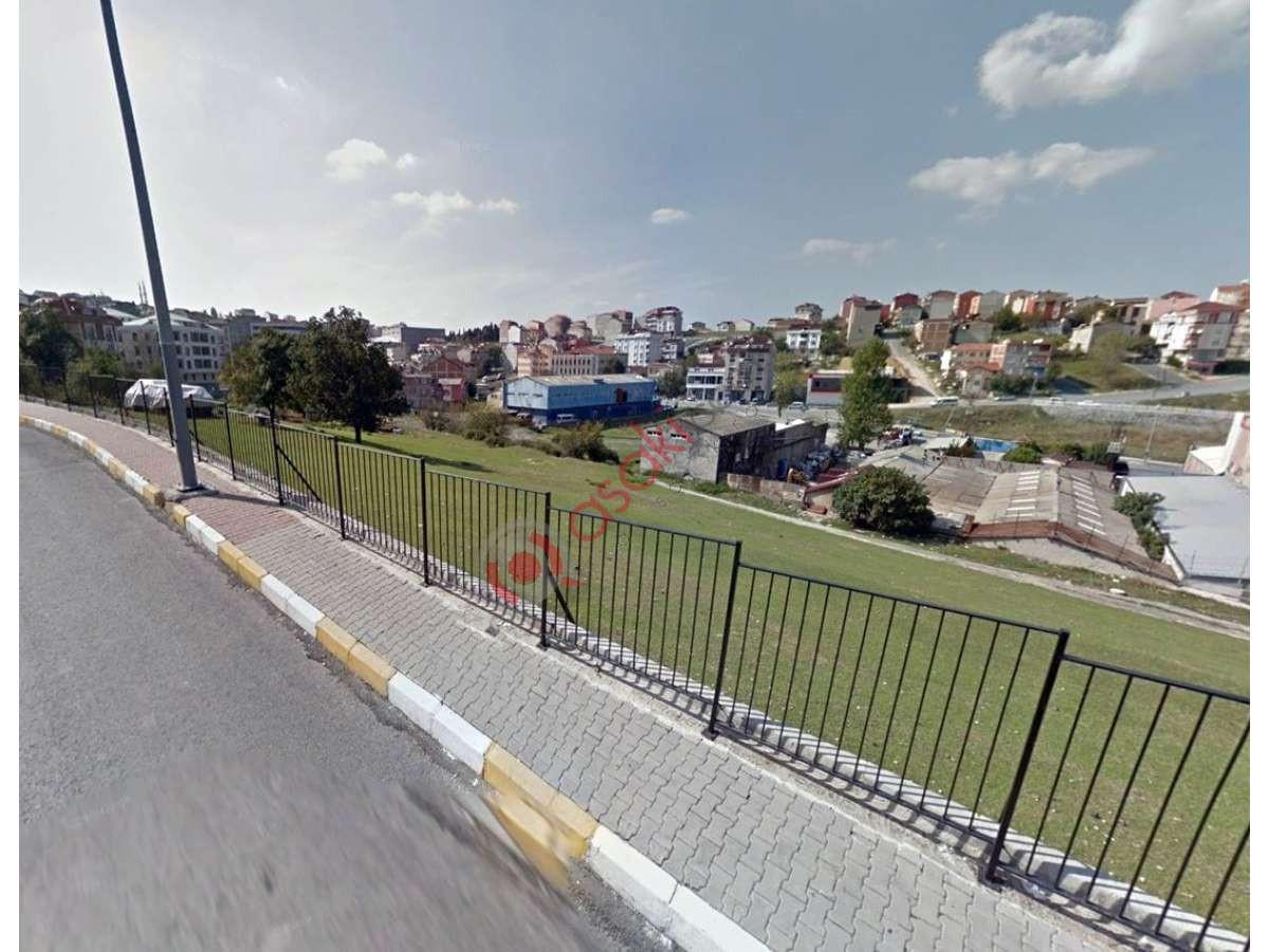 Arnavutköy Anadolu Mah. 376 M² Cadde Cepheli Satılık Arsa - Büyük 0