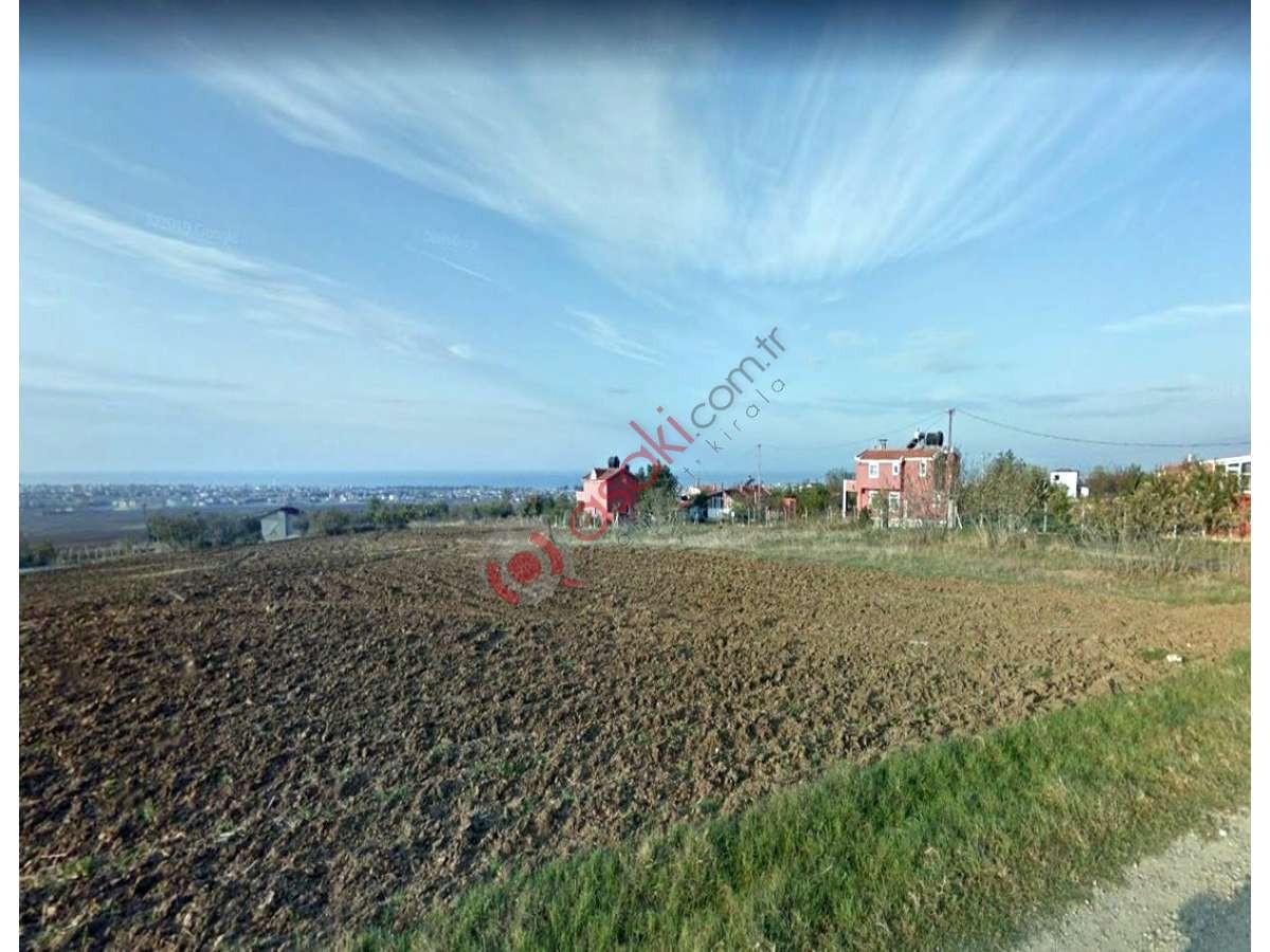M.ereğlisi Dereağzı'nda  Satılık Villa Imarlı Arsa - Büyük 0