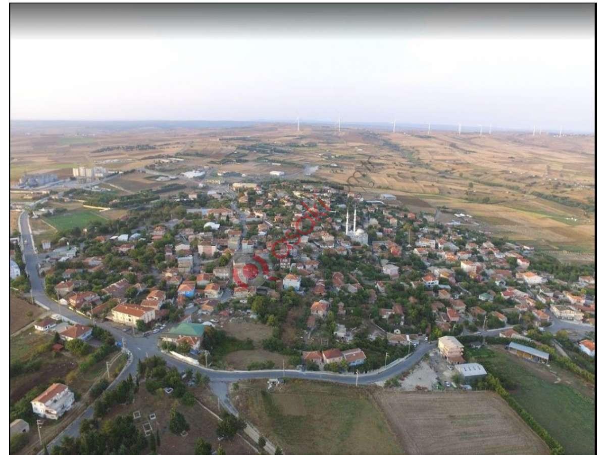 Silivri Fenerköy'de Köy Içinde Satılık Arazi - Büyük 0
