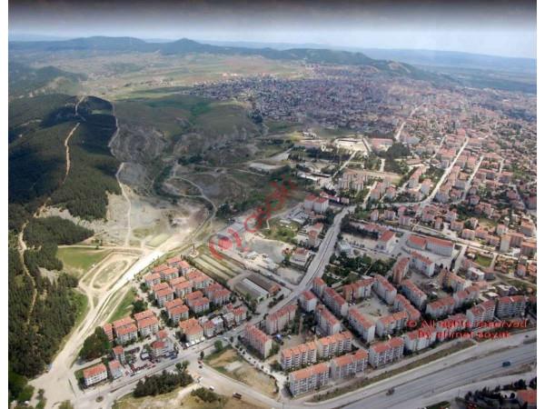 Edirne Keşan'da Köşe  Satılık Arsa