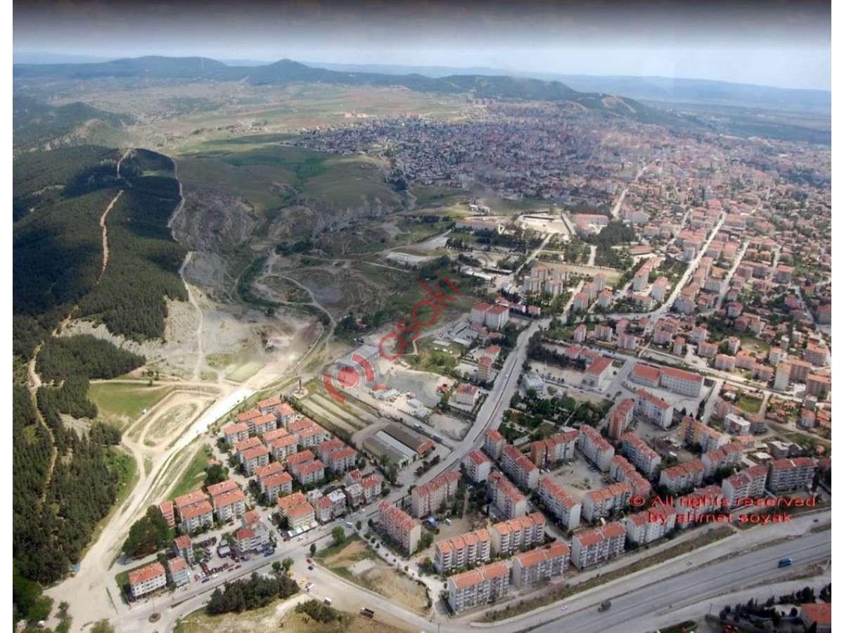 Edirne Keşan'da Köşe  Satılık Arsa - Büyük 0