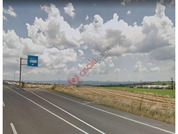 Tekirdağ Malkara'da Satılık Sanayi Arsası