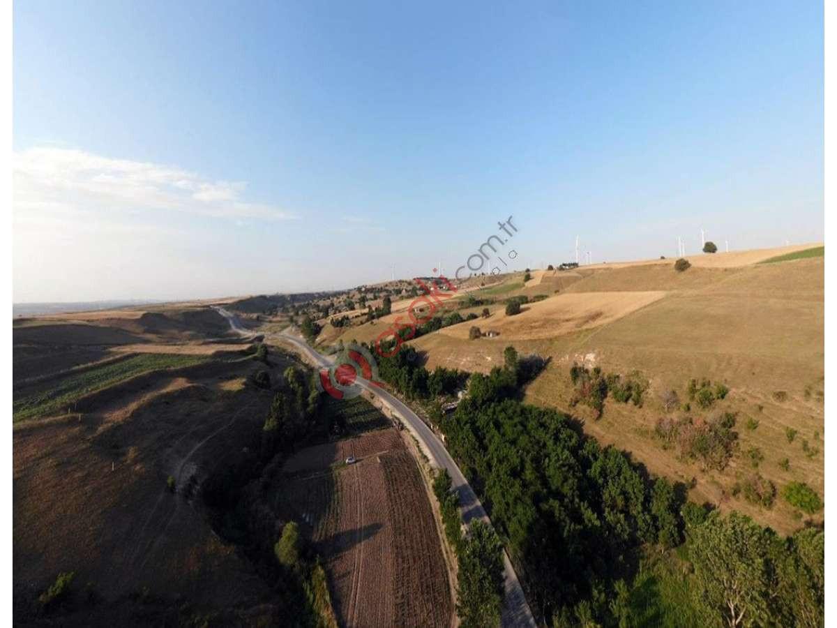 Silivri Eski Değirmenköy'de Satılık Arazi - Büyük 0