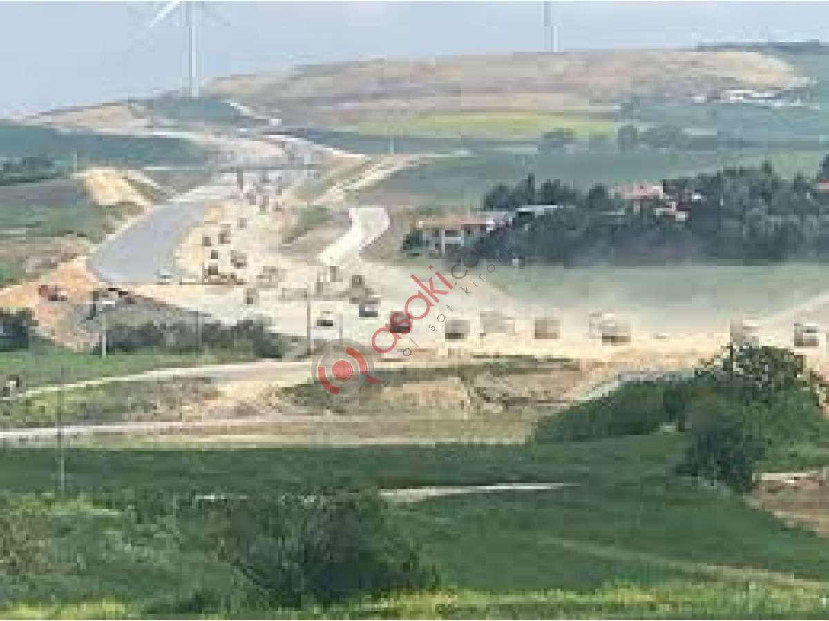 Silivri Fenerköy'de Ootobana Yakın Satılık Arazi - Büyük 0