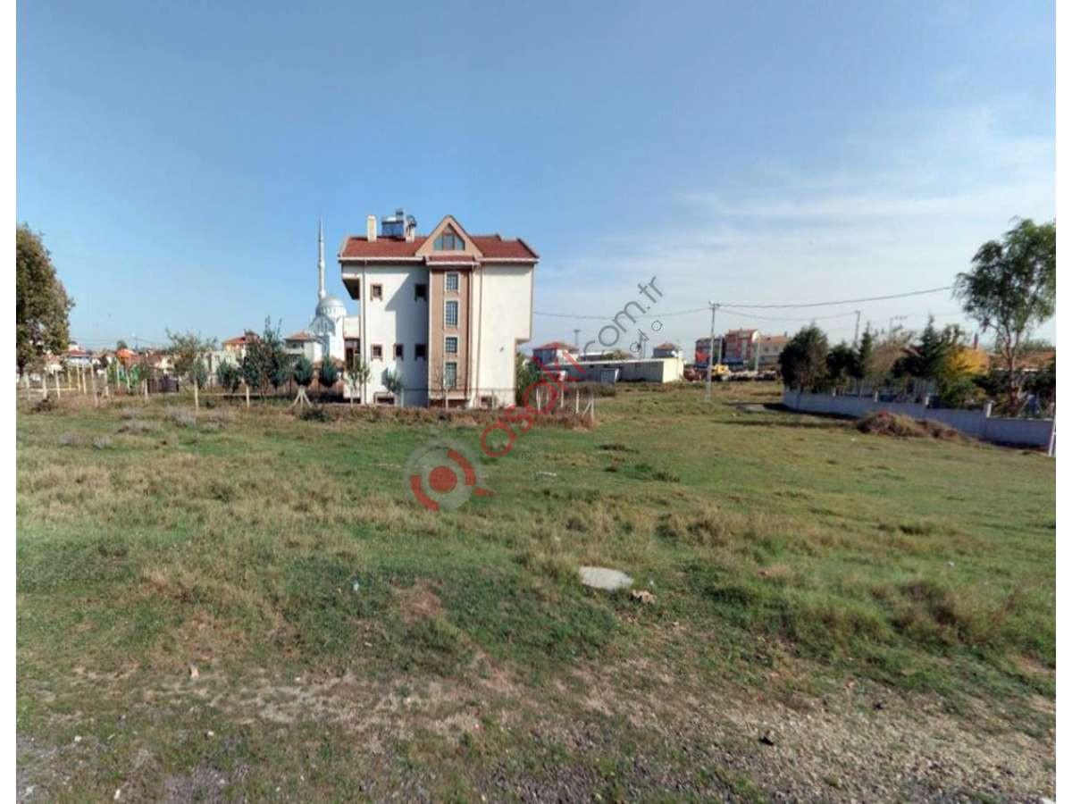 Silivri Büyükçavuşlu'da Villa Imarlı Satılık Arsa - Büyük 0