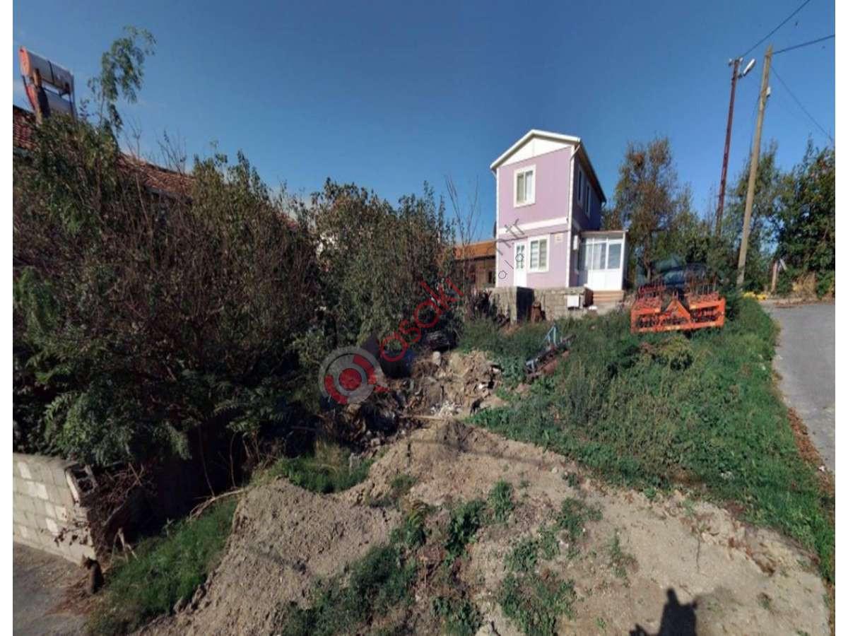 Silivri Fenerköy'de Satılık Köşe Arsa - Büyük 0