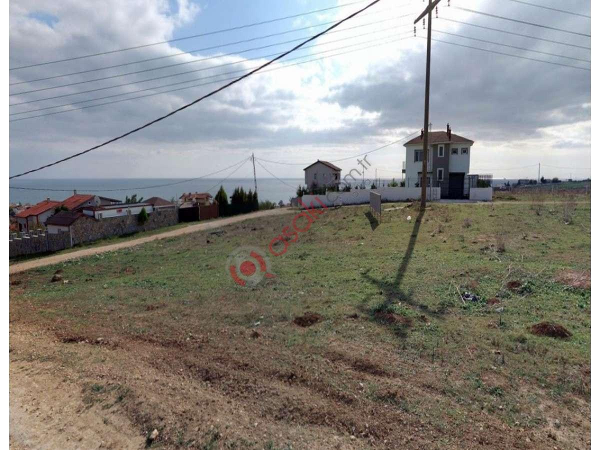 Silivri Gümüşyaka'da Satılık Deniz Manzaralı Satılık Arsa - Büyük 0