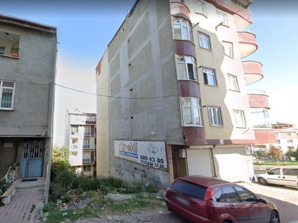 Esenyurt Kıraç Gazi caddeye cephe 169, m2 satılık arsa
