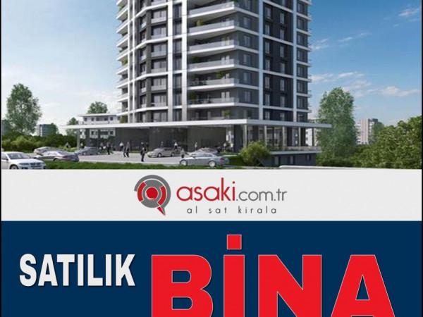 Istanbul ümraniye  Istiklal Mh.satılık Bina