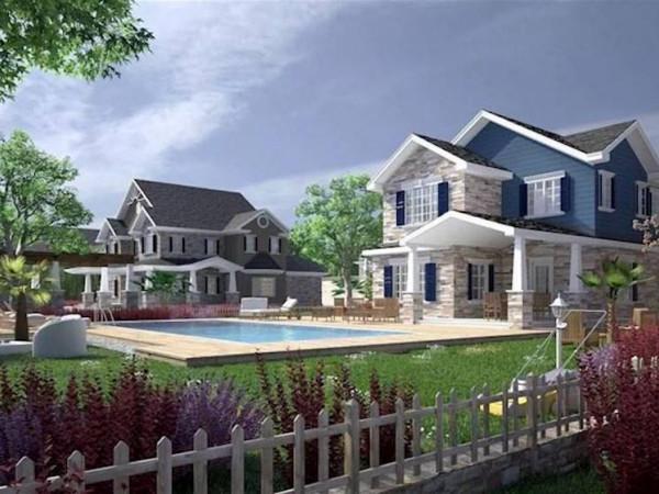 Büyükçekmece Karaağaç 360 Adet Villa Imarlı 180.000 M2 Arsa