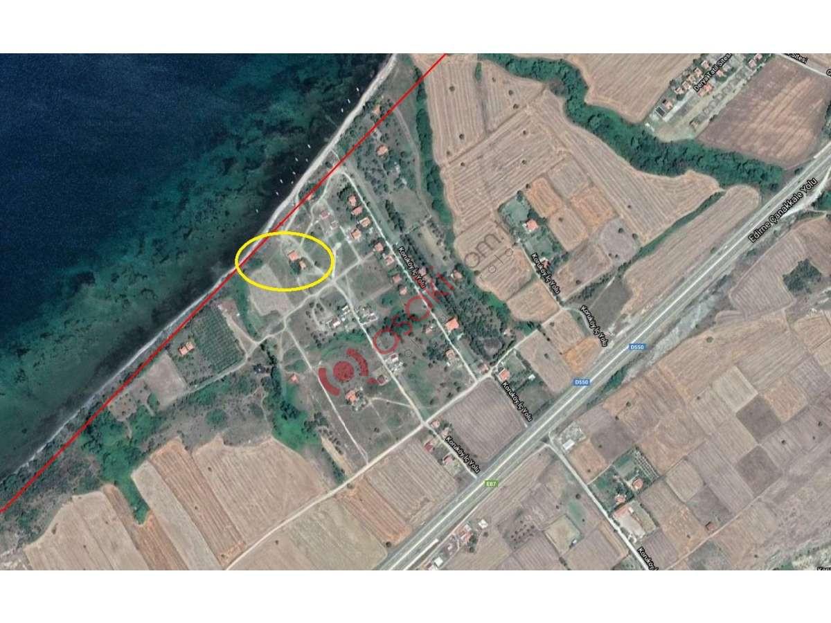 çanakkale Gelibolu'da Denize Sıfır Konut Arsası - Büyük 0