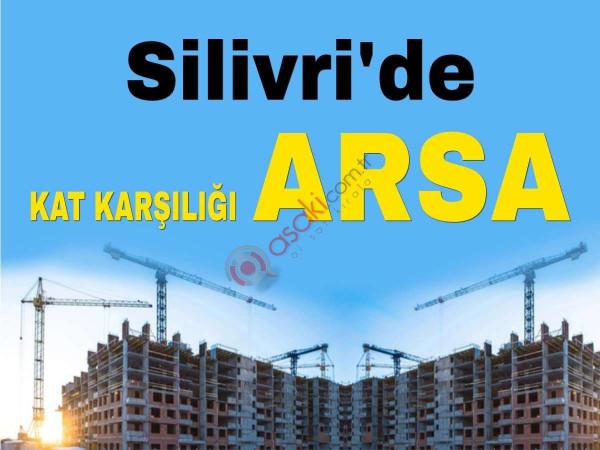 Silivri Değirmenköy Ismetpaşa'da 314 M2 Kat Karşılığı Arsa