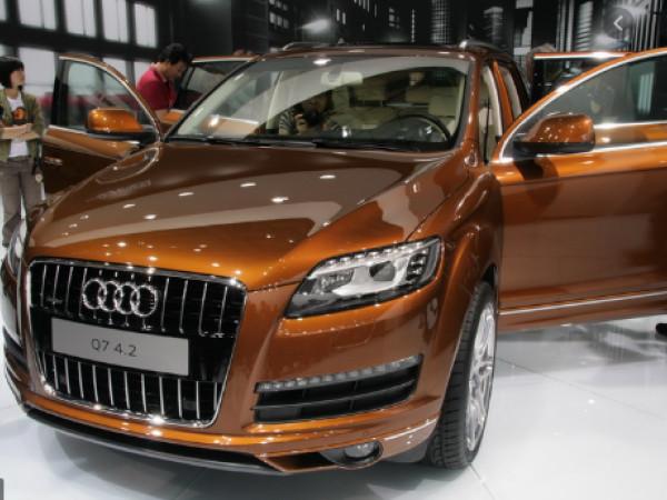 Satanlar  Vasıta  Arazi, SUV & Pickup  Audi  Q7  3.0 TDI Qua