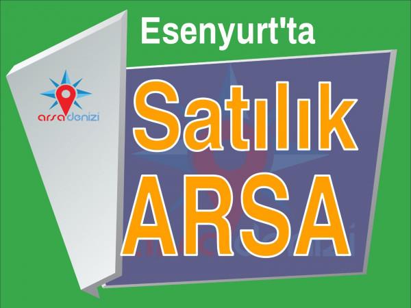 Esenyurtta Satılık 245 M2 Arsa