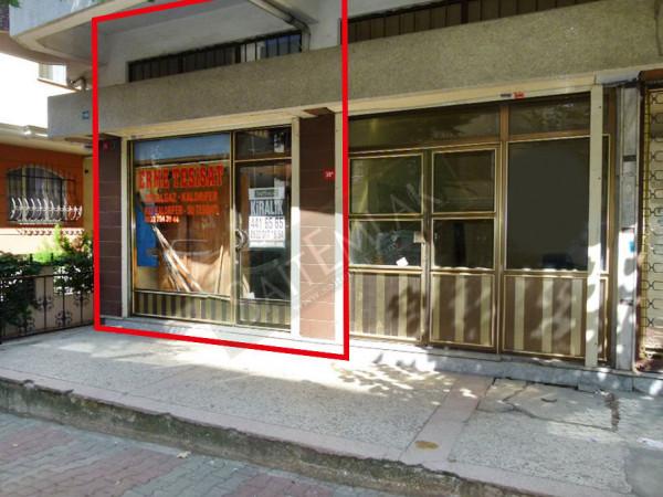 Kiralık Dükkan İşyeri, Bodrumlu 80 m2 Düz Giriş Bahçelievler