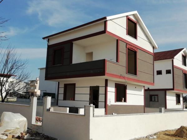 Tekirdağ Marmaraereğlisinde Satılık Sıfır Villa